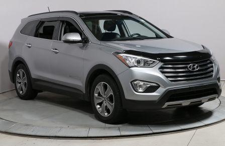 2013 Hyundai Santa Fe LUXURY AWD CUIR TOIT PANO 7 PASSAGERS #0