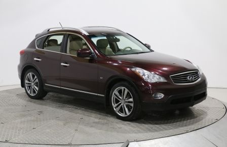 2014 Infiniti QX50 JOURNEY TOIT CUIR NAVIGATION CAMERA 360 MAGS #0