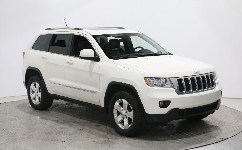 2012 Jeep Grand Cherokee Laredo 4WD CUIR TOIT MAGS CAM DE RECULE #0
