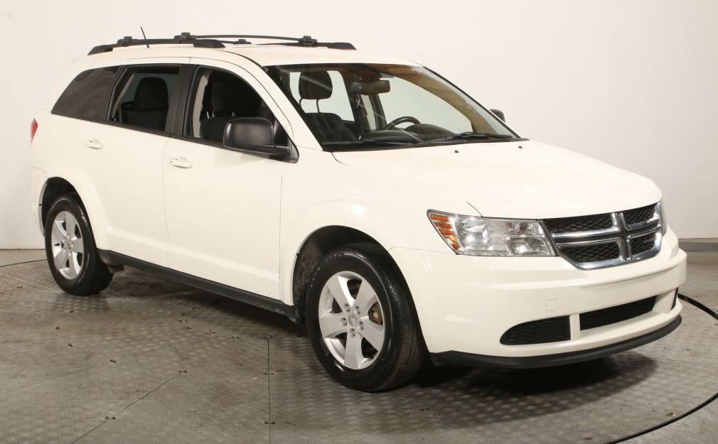 2015 Dodge Journey CANADA VALUE PKG A/C GR ELECT MAGS #0