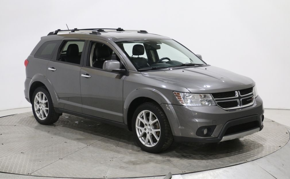 2013 Dodge Journey R/T AWD AUTO CUIR GR ELECT MAGS #0