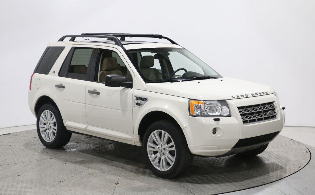 2010 Land Rover LR2 HSE AWD A/C CUIR TOIT BAS KILOMETRAGE #0