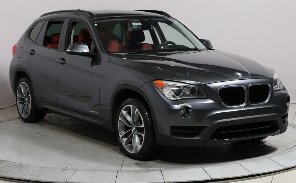 2014 BMW X1 xDrive28i AUTO A/C GR ELECT CUIR TOIT OUVRANT MAGS #0