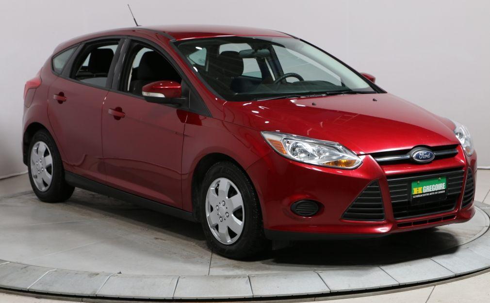 2014 Ford Focus SE A/C GR ELECT BLUETOOTH #0