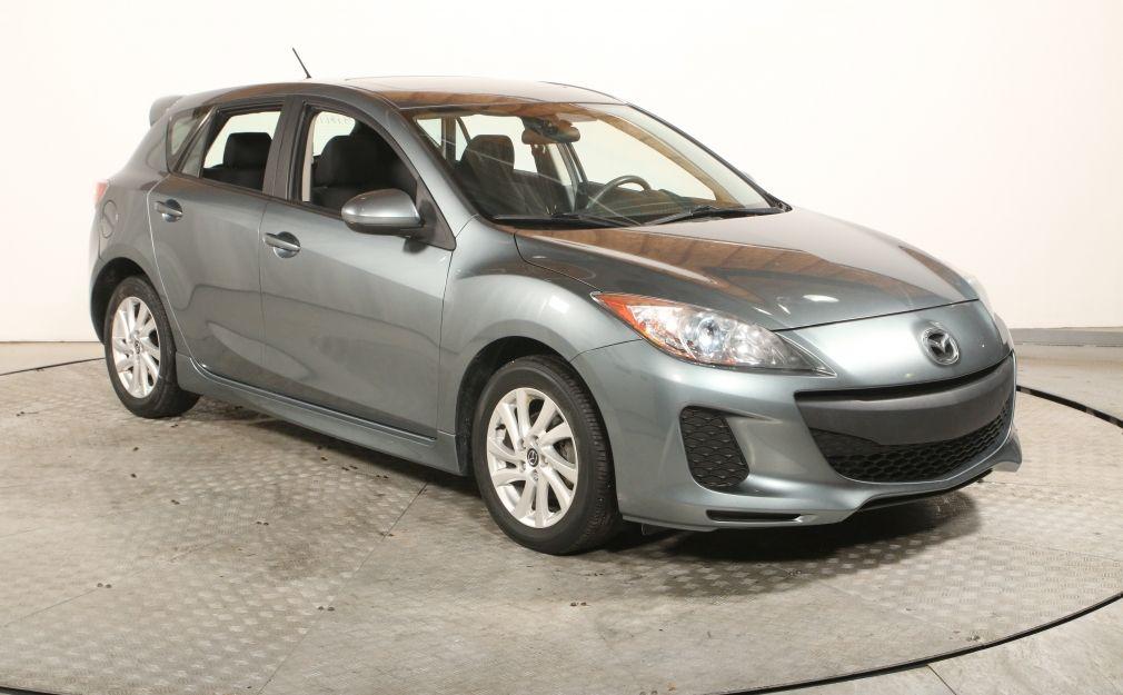 2013 Mazda 3 GS-SKY TOIT A/C GRP ELEC BLUETOOTH #0