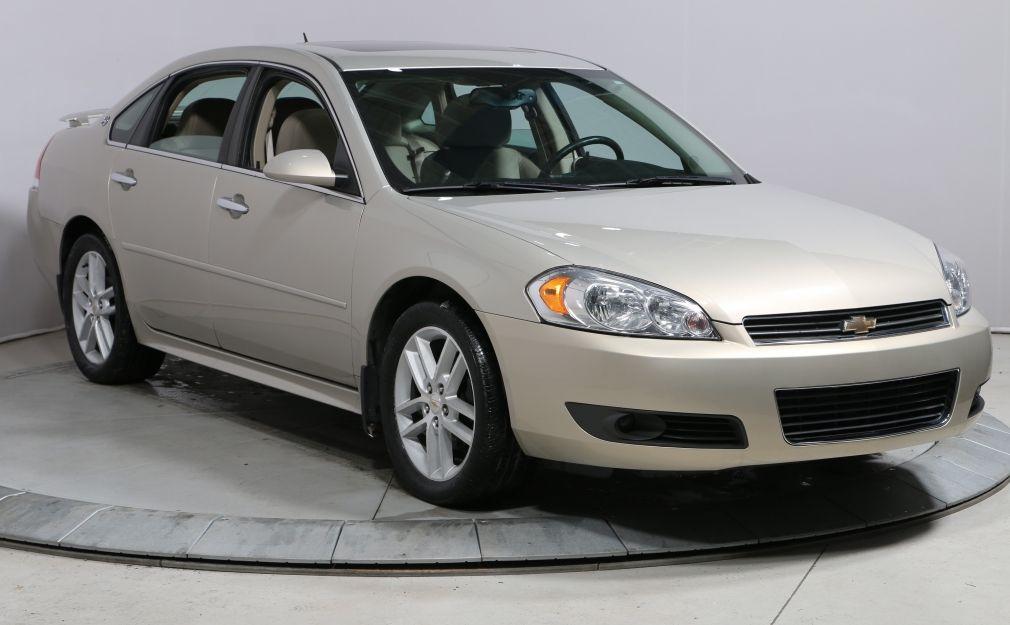 2011 Chevrolet Impala LTZ A/C GR ELECT CUIR MAG TOIT OUVRANT BAS KILOMET #0