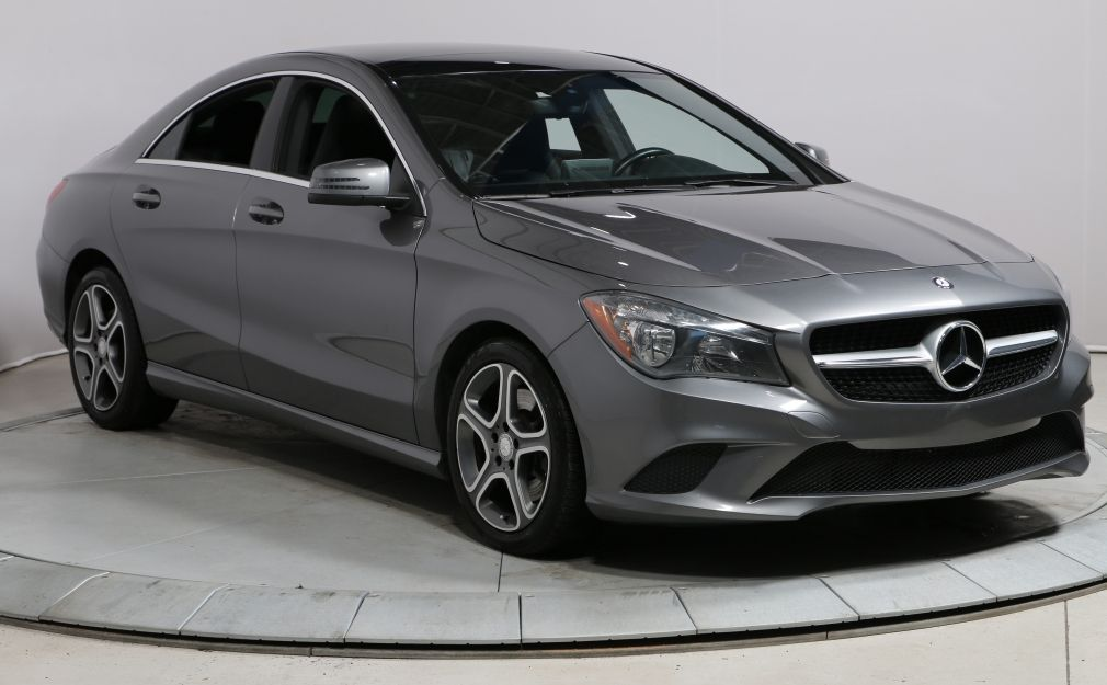 2015 Mercedes Benz CLA250 CLA 250 4MATIC A/C GR ELECT CUIR MAGS TOIT PANORAM #0
