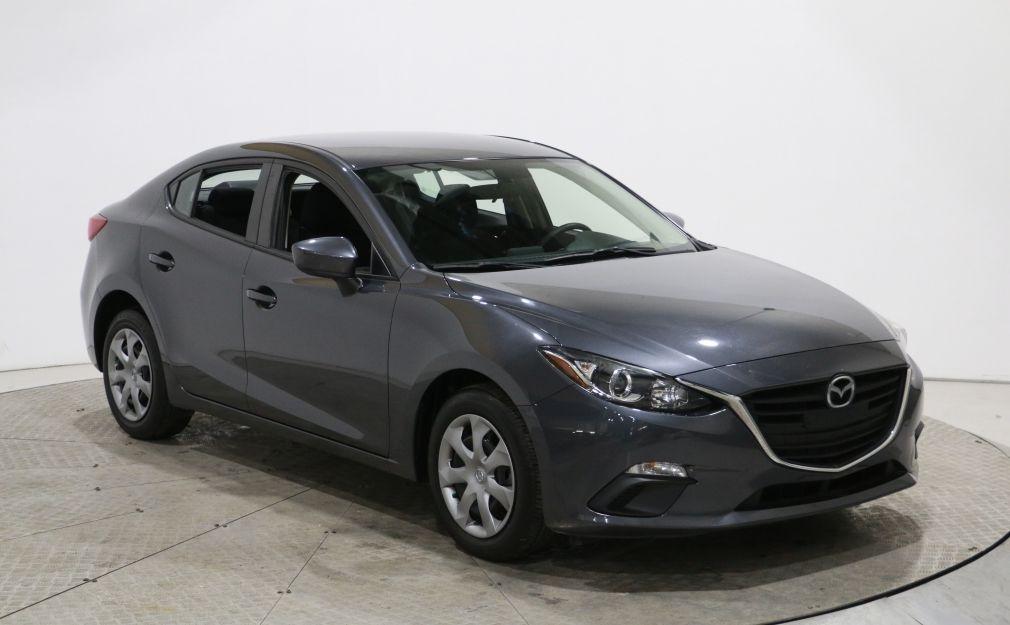2015 Mazda 3 GX GR ELECT BLUETOOTH #0