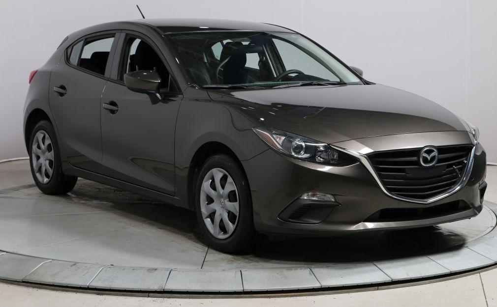 2015 Mazda 3 GX GR ELECT #0
