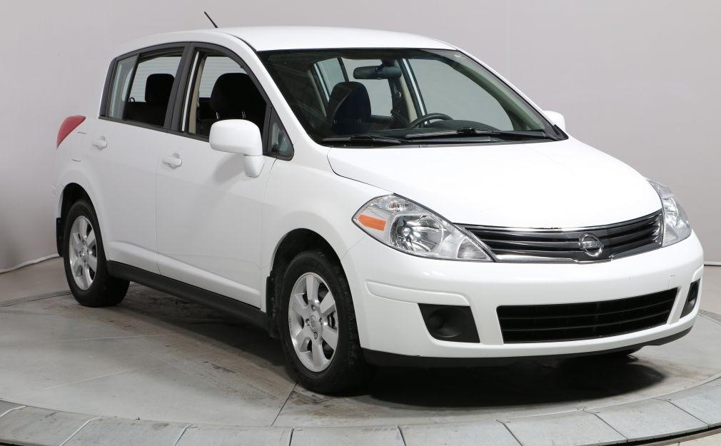 2012 Nissan Versa 1.8 SL A/C GR ELECT #0