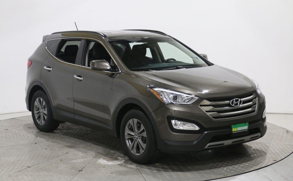 2013 Hyundai Santa Fe Premium AWD AUTO A/C GR ELECT MAGS BLUETOOTH #0