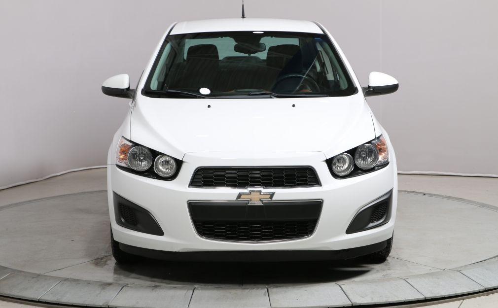 2012 Chevrolet Sonic LT AC GR ELECT MAGS BLUETHOOT #0