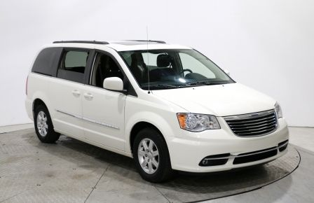 2012 Chrysler Town And Country Touring TOIT MAGS DVD STOW N GO 7 PASSAGERS #0