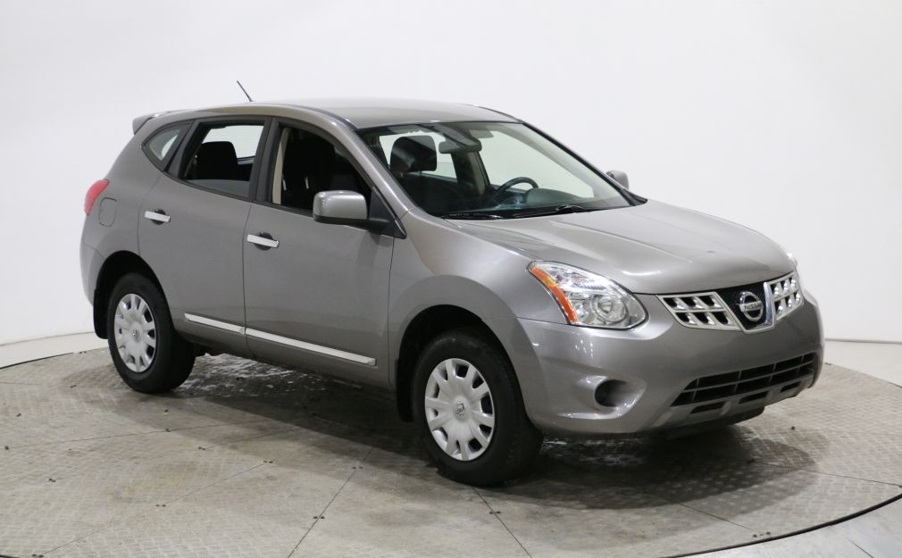 2012 Nissan Rogue S AUTO A/C GR ELECT BLUETOOTH #0