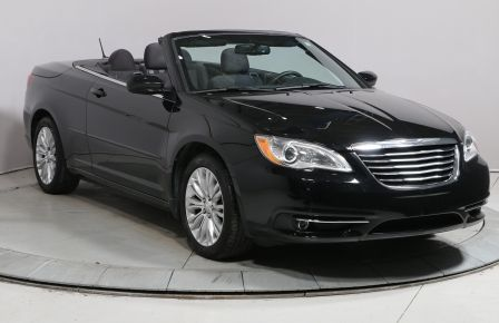2013 Chrysler 200 TOURING A/C BLUETOOTH MAGS #0