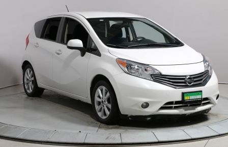 2014 Nissan Versa SL AUTO A/C GR ELECT NAVIGATION CAM.RECUL MAGS BLU #0