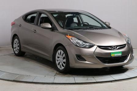 2012 Hyundai Elantra GLS A/C TOIT GR ELECT BLUETOOTH #2