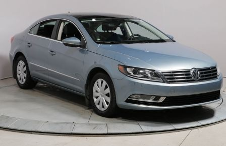 2013 Volkswagen CC SPORTLINE A/C CUIR TOIT NAV CAMERA RECUL #0