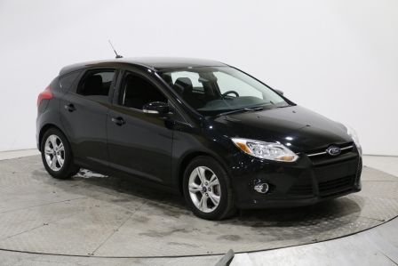2014 Ford Focus SE A/C AUTO BLUETOOTH GR ELECTRIQUE #0