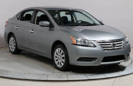 2013 Nissan Sentra SV A/C GR ELECT BLUETOOTH #0