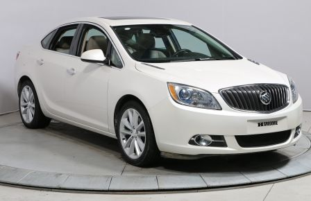 2014 Buick Verano Leather AUTO A/C GR ELECT CUIR MAGS TOIT OUVRANT #0