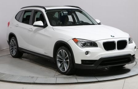 2014 BMW X1 xDrive28i AWD AUTO A/C GR ELECT CUIR MAGS TOIT OUV #0