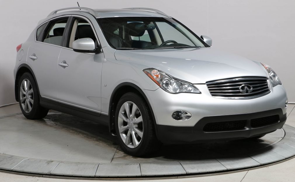 2014 Infiniti QX50 Journey AWD AUTO A/C GR ELECT CUIR MAGS TOIT OUVRA #0
