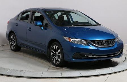2013 Honda Civic EX A/C GR ELECT MAGS TOIT BLUETHOOT #0