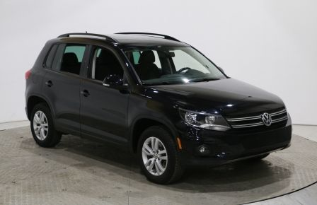 2014 Volkswagen Tiguan Trendline AWD AUTO A/C MAGS BLUETOOTH #0