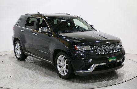 2014 Jeep Grand Cherokee Summit 4WD CUIR TOIT MAGS CAM DE RECULE #0