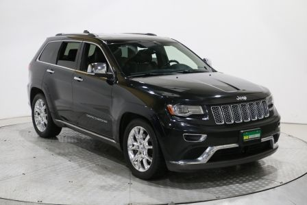 2014 Jeep Grand Cherokee Overland 4WD CUIR TOIT NAV MAGS BLUETOOTH HAYON.EL #2