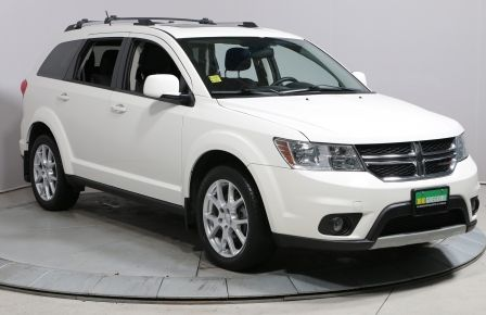 2013 Dodge Journey CREW A/C BLUETOOTH TOIT MAGS 7 PASSAGERS #0