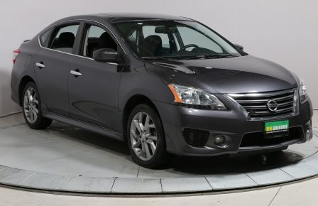 2014 Nissan Sentra SR AUTO A/C TOIT MAGS BLUETOOTH CAM.RECUL #0