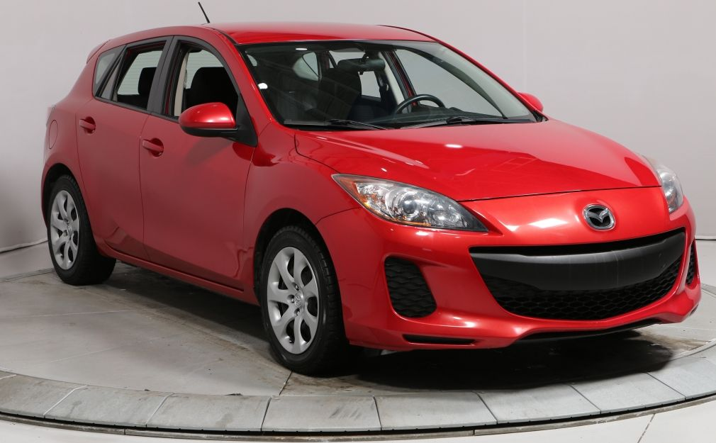 2012 Mazda 3 GX A/C GR ELECT #0