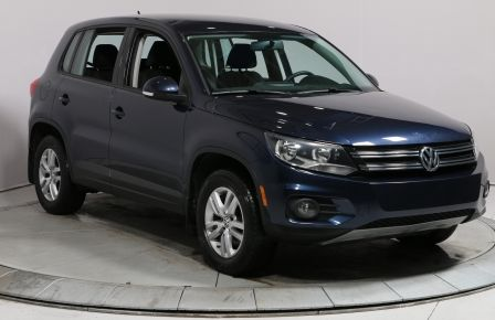 2012 Volkswagen Tiguan TRENDLINE 4MOTION AWD AUTO A/C MAGS #0
