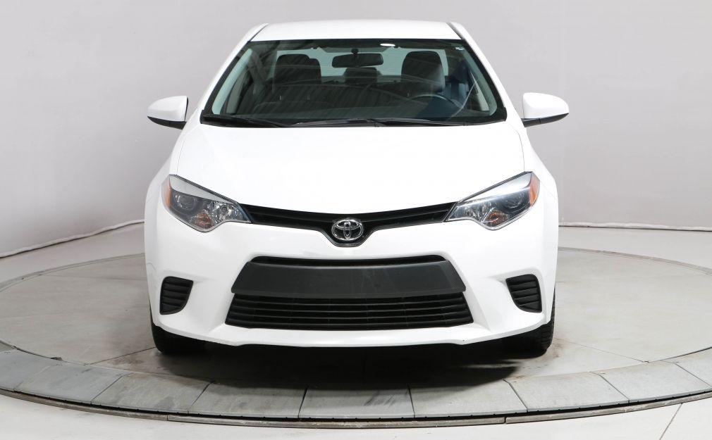 2014 Toyota Corolla CE BLUETOOTH GR ELECT #0