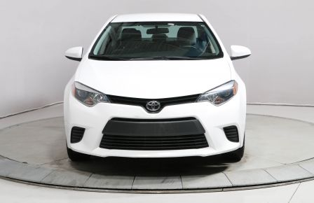 2014 Toyota Corolla CE BLUETOOTH GR ELECT #0