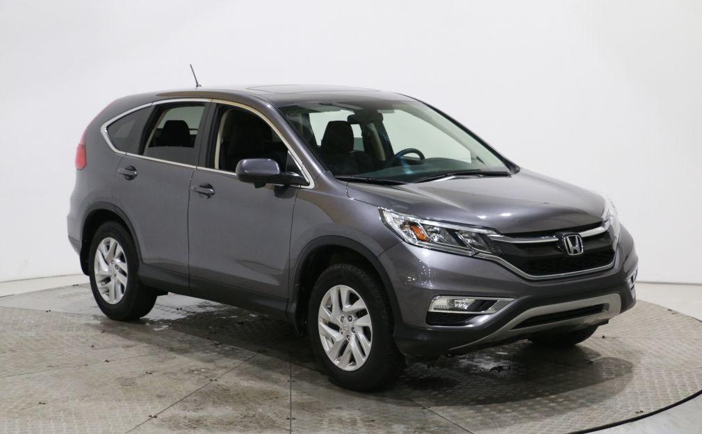 2015 Honda CRV EX AWD AUTO A/C TOIT MAGS CAMÉRA RECUL ET ANGLE MO #0