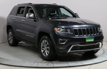 2016 Jeep Grand Cherokee LIMITED 4WD TOIT CUIR BLUETOOTH MAGS #0