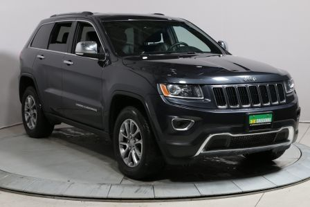 2017 Jeep Grand Cherokee Limited 4 WD CUIR TOIT #1