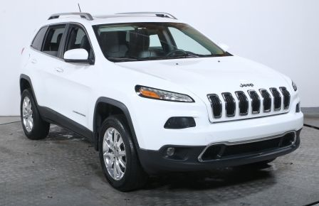 2015 Jeep Cherokee Limited 4WD TOIT CUIR AUTO BLUETOOTH #0