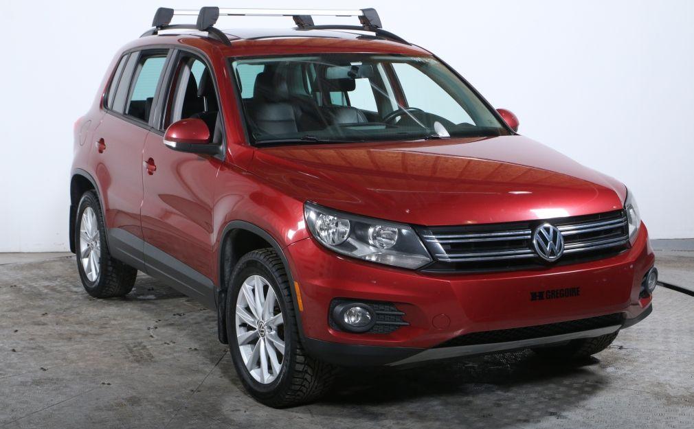 2012 Volkswagen Tiguan Trendline AUTO TOIT A/C #0