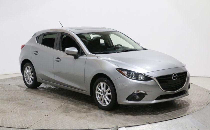 2015 Mazda 3 GS AUTO A/C TOIT MAGS CAM DE RECULE #0
