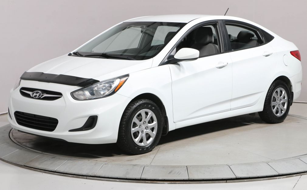 2013 Hyundai Accent L AUTO BAS KILOS #0