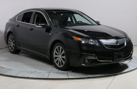 2014 Acura TL A-SPEC A/C TOIT CUIR BLUETOOTH MAGS #0