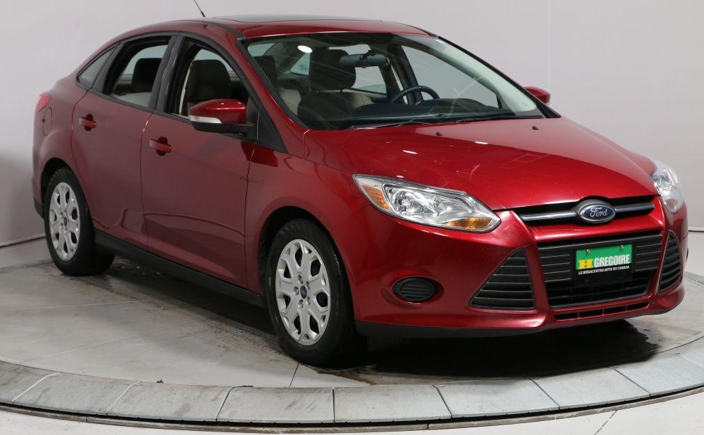2014 Ford Focus SE AUTO A/C BLUETOOTH GR ELECT #0