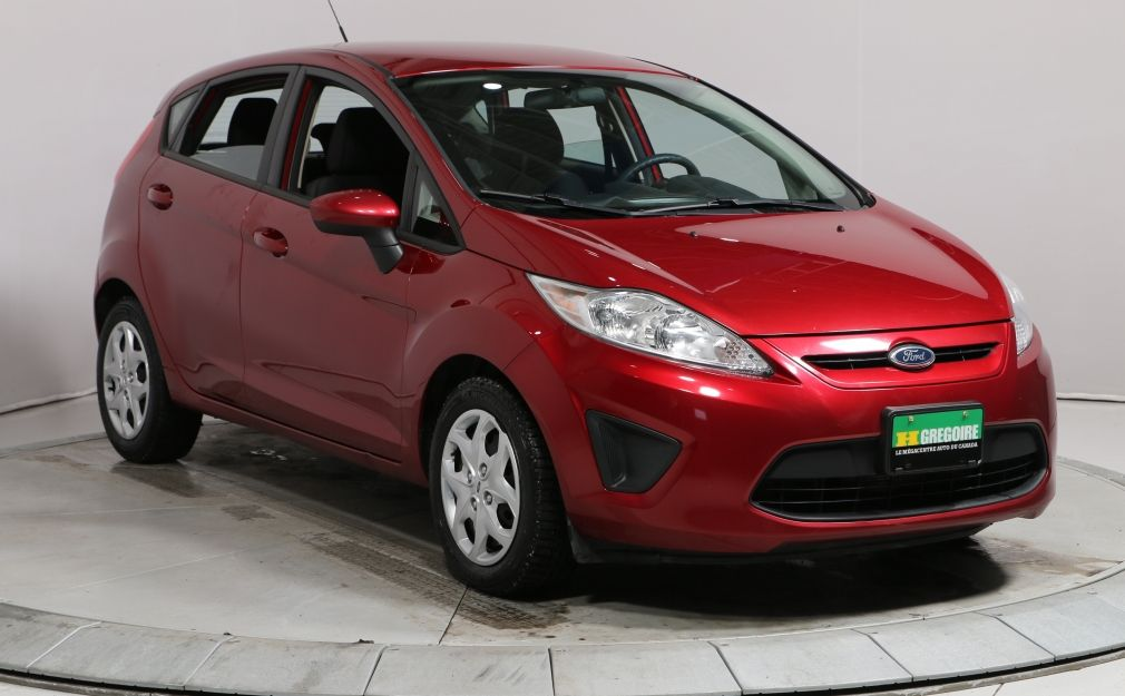2013 Ford Fiesta SE A/C BLUETOOTH GR ELECTRIQUE #0