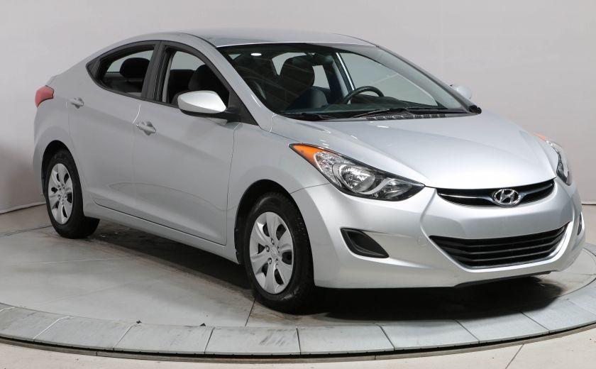 2013 Hyundai Elantra L AUTO GR ELECTRIQUE #0