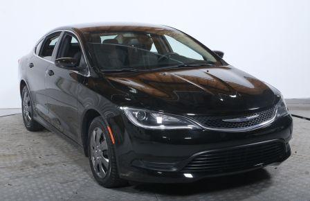 2016 Chrysler 200 LX 3.6 A/C GRP ELEC #0