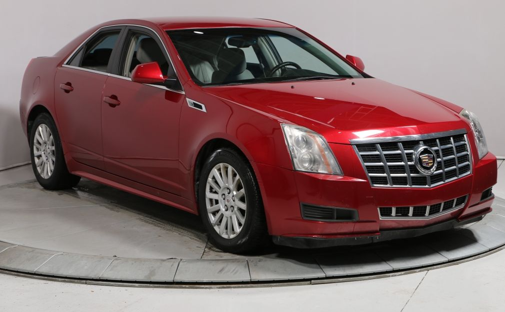 2012 Cadillac CTS 4dr Sdn 3.0L AWD AUTO A/C BLUETOOTH MAGS #0
